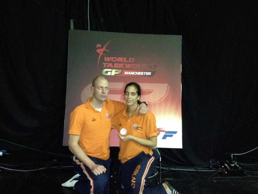Grand Prix speler en coach