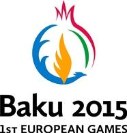 Recommended Baku 2015 Logo