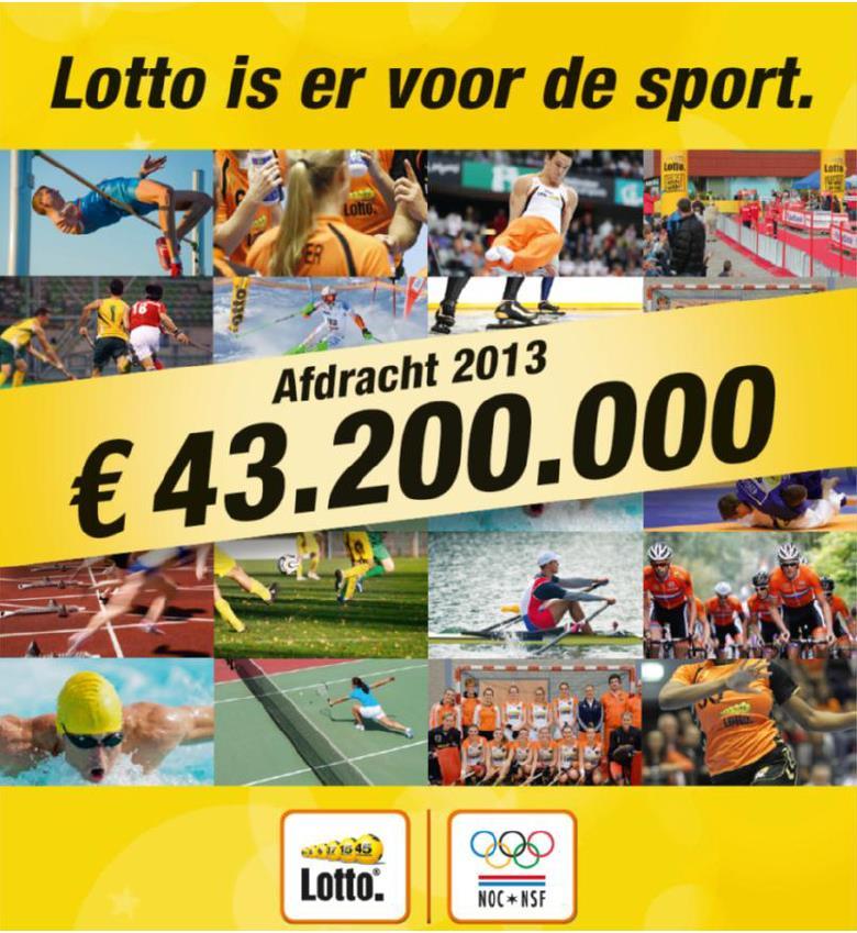 Lotto voor de sport