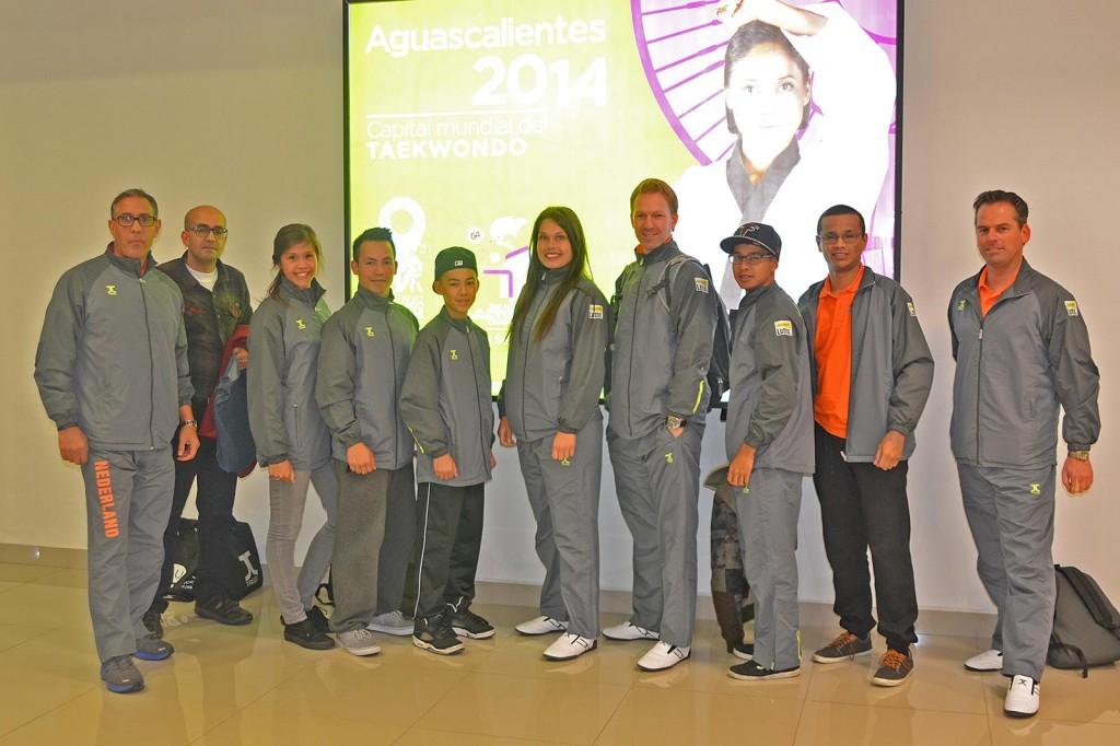 Team WK Mexico 2014 d