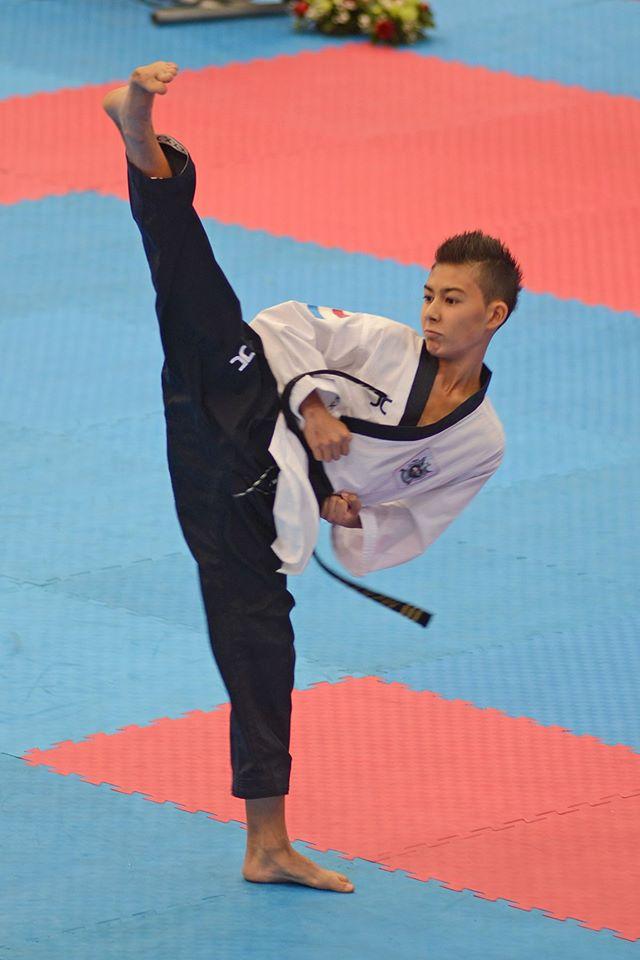 Joël van der Weide - 5e plaats