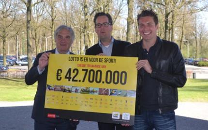 lotto afdracht 2014