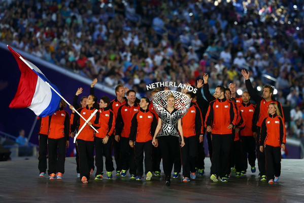 European Games opening