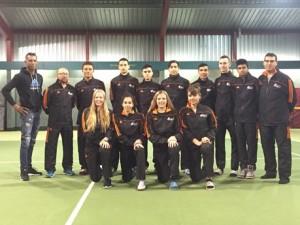 Nationaal Team Junioren website